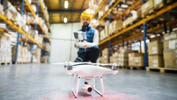 Des repas livrés par drone d'ici quatre ans pour Uber