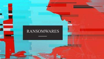 Une année 2018 marquée par les ransomwares