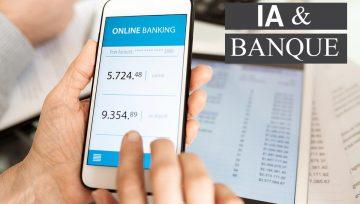 L'intelligence artificielle à la conquête des banques en ligne