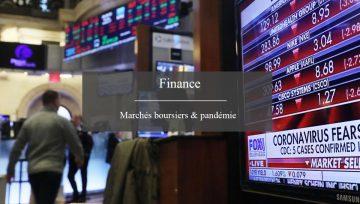 Covid-19 : quelle influence sur les marchés boursiers ?