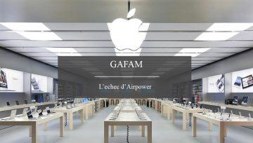 AirPower : pourquoi le dernier projet d'Apple n'a pas vu le jour ?