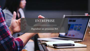 Digitaliser ses ressources humaines à l'aide d'un logiciel SIRH