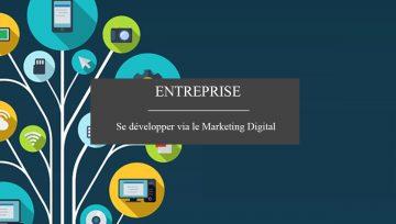 Pourquoi et comment utiliser le marketing digital pour développer son entreprise ?